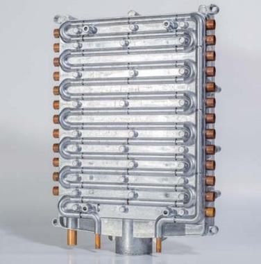 tepelný výmenník háčik Kemp pripojiť adaptér