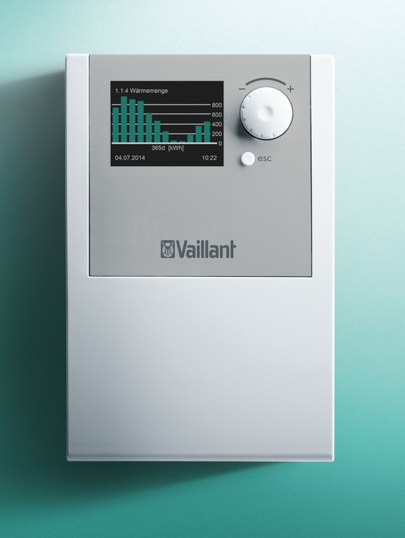 VAILLANT auroMATIC 570