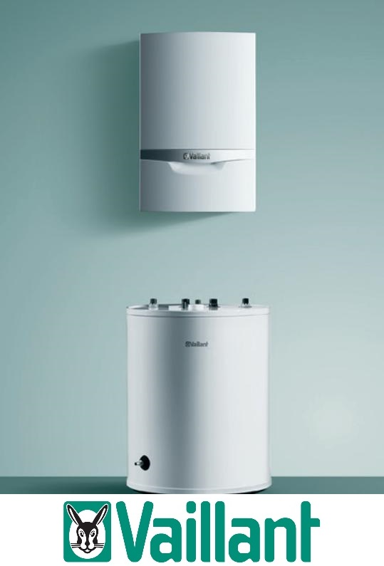 Vaillant VU 356/5-5 ecoTEC plus + VIH R 120 + multimatic