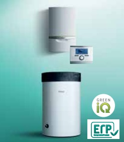 Vaillant VU 246/5-7 ecoTEC exclusive + VIH R 150