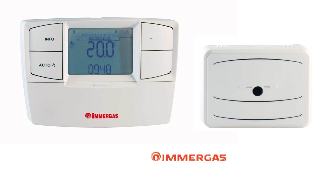 Immergas CAR V2 Wireless