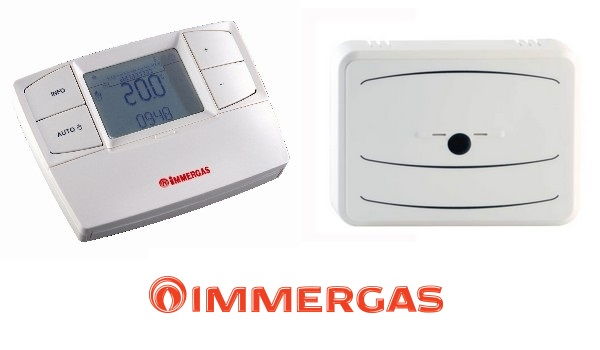 Immergas CRONO 7 Wireless